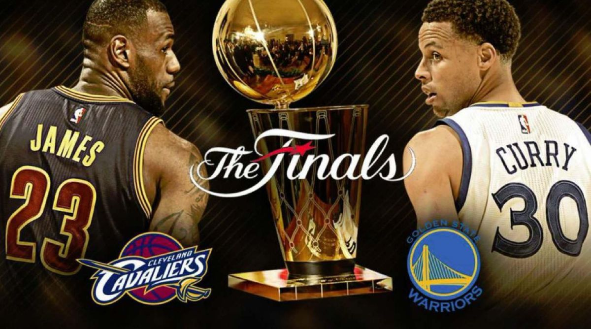 NBA Finals Preview: Warriors Cavaliers III