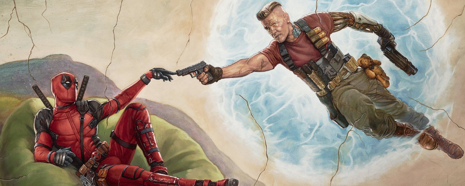 Bro-Reviews: Deadpool 2