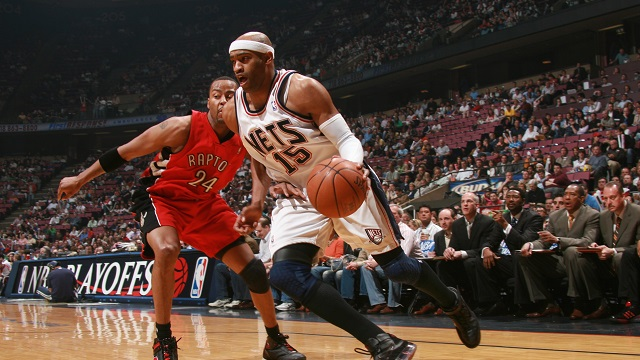 oronto Raptors v New Jersey Nets, Game 6